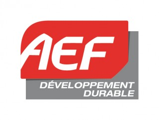 logo AEF-developpement durable couleur
